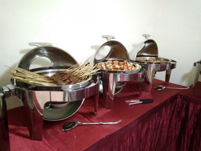 Catering Prasmanan Pesta Pernikahan