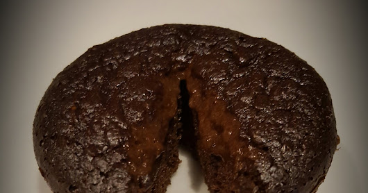 Cheat Clean with Delicious Keto Chocolate Lava Cakes