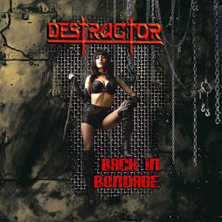 Destructor - The Shedding Of Blood And Tears