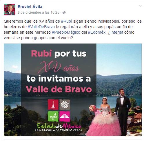 """El fenómeno """"Rubí"""" convoca a todo un país a su fiesta"""