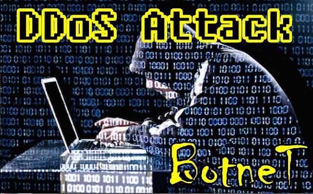 anti ddos system-ddos-botnet