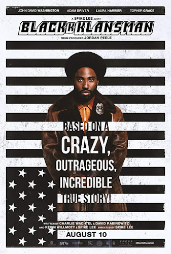BlacKkKlansman (BRRip 1080p Dual Latino / Ingles) (2018)