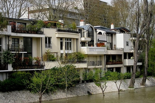 Restaurant Le Petit Village Neuilly
