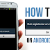 "5 WaysTo Fix ""Mobile Network Problems in Android Phones"