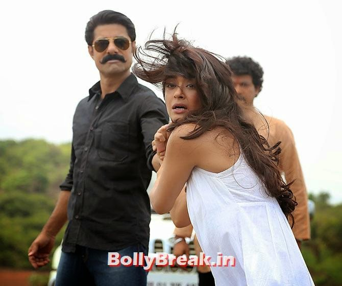 Sushant Singh and Surveen Chawla in Hate Story 2