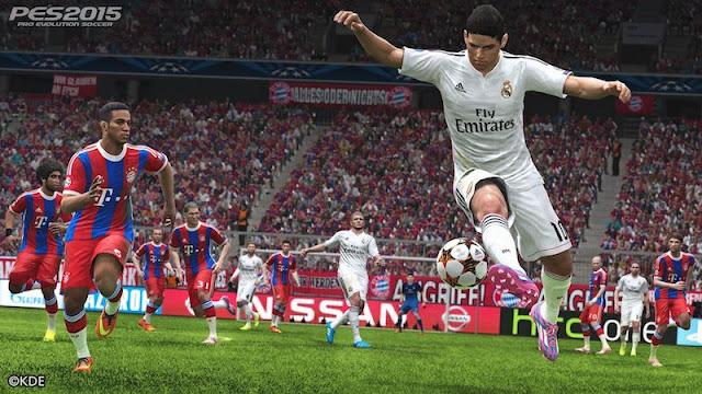 Pro Evolution Soccer 2015 PC Setup Download