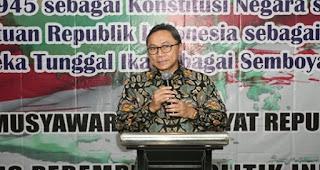 Ketua MPR Setuju Materi PMP Diajarkan Kembali di Sekolah, Presiden Jokowi Akan Bentuk Komisi