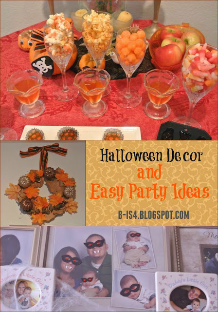Party Ideas, Fall, Halloween