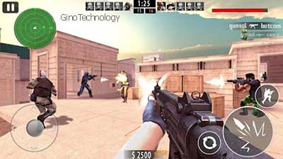 10 Best Offline Game similar to PUBG | Gino Technology