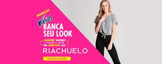 Promoção Vanish Banca Seu Look