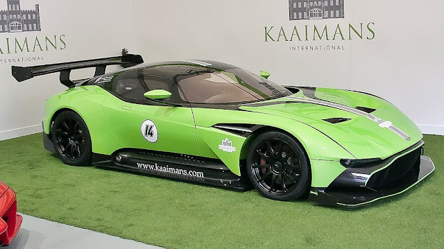 Aston Martin Vulcan is already more expensive than a new Valkyrie