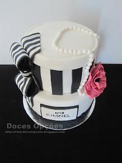 cake chanel n18