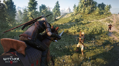 The Witcher 3 PC Game