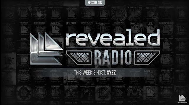 Revealed Radio 087 - Syzz