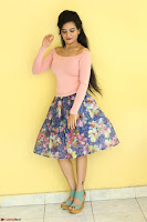 Janani Iyyer in Skirt ~  Exclusive 049.JPG