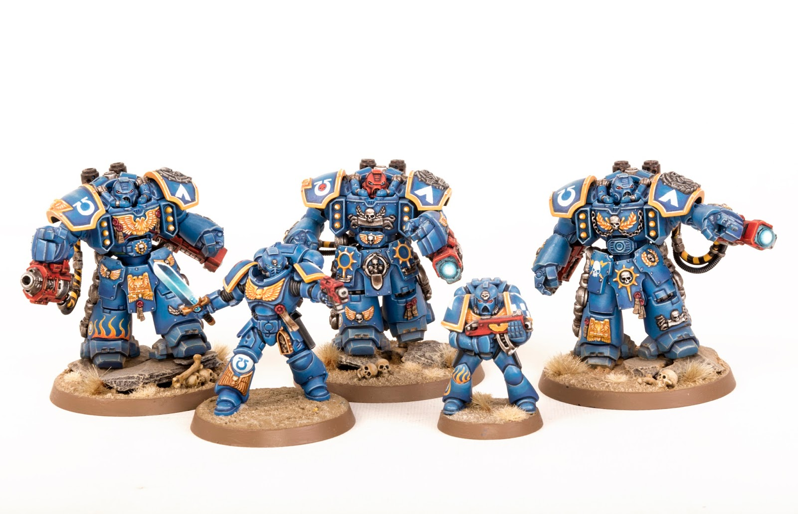 323ff2f7ec05 It s no surprise to regular readers that I love a box set. So when Dark  Imperium dropped I had to get it. I m so happy to be painting Ultramarines  again.