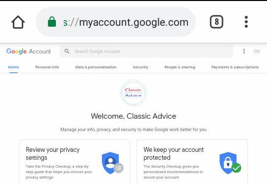 Apne gmail ko secure kaise rakhe?