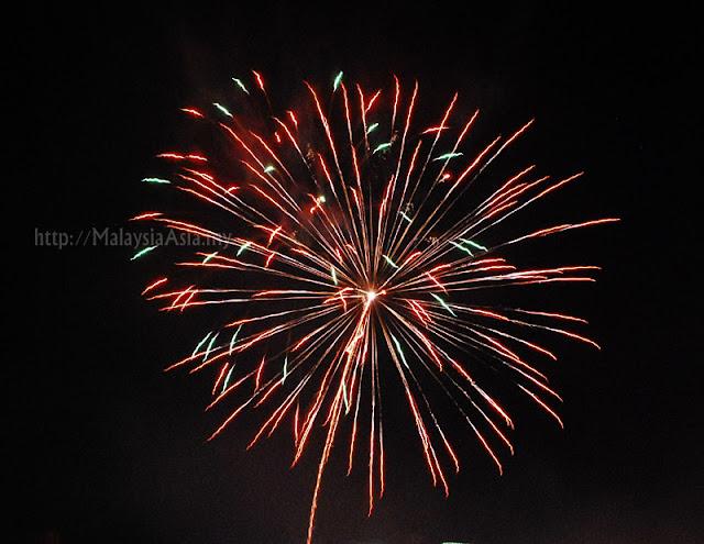 Klang Fireworks