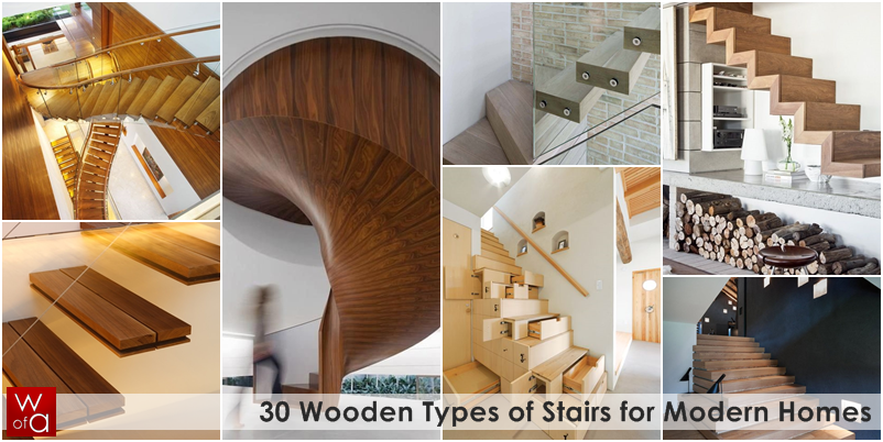 Architectural Drawing Awesome 30 Wooden Types Of Stairs For | Types Of Wooden Stairs | Rustic Wooden | Storage | Separated | Staircase | Vertical Wood