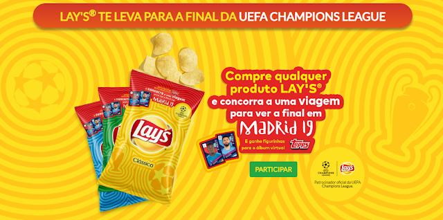 promoção lays final uefa