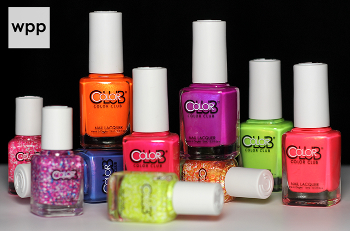 Color Club Poptastic and Poptastic Remix Collections