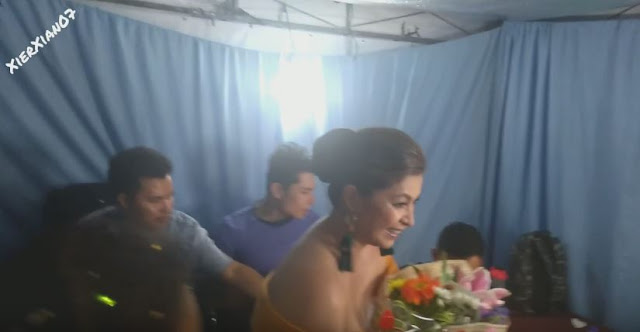 Angel Locsin Got An Early Birthday Surprise From Her Team Angel Family
