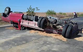 Na Paraíba, acidente entre carro e moto deixa uma pessoa morta