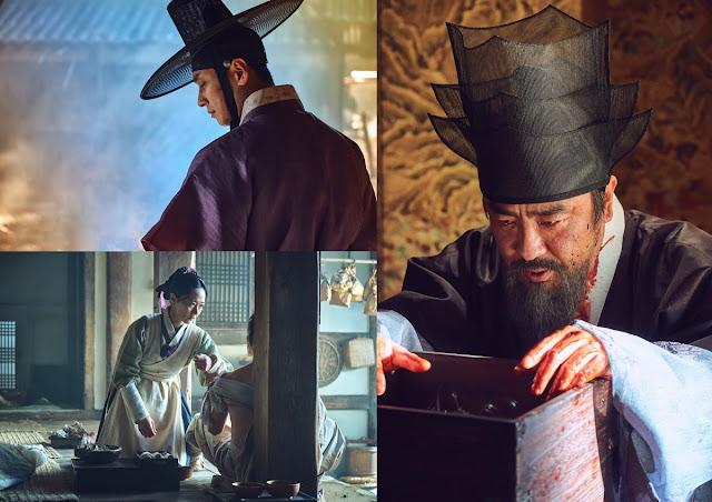 Gambar diam pertama untuk Netfix kingdom korean drama