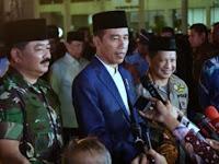 Presiden Jokowi : Bulan Juli, Tunjangan Kinerja TNI/Polri Naik, Operasional Babinsa Naik 771%