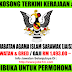 Jawatan kosong Jabatan Agama Islam Sarawak (JAIS) - 27 Januari 2017