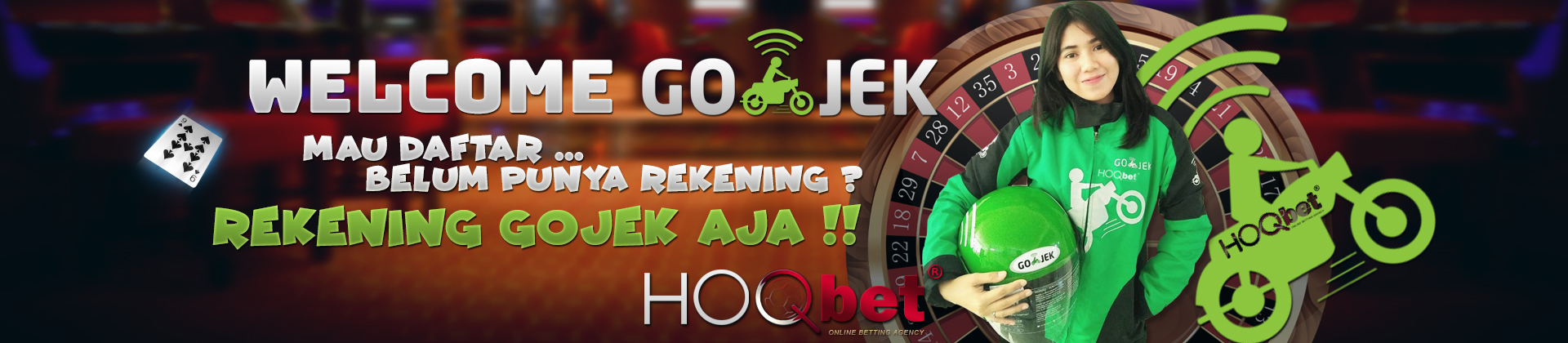 Welcome GO-JEK