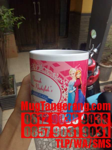 MUG PRESS AND PRINTER JAKARTA