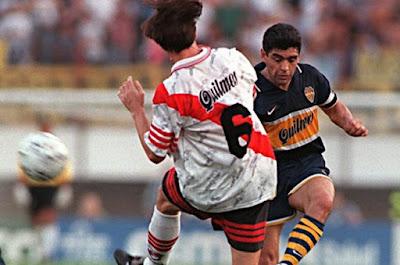 Dos décadas sin la magia de Diego Maradona