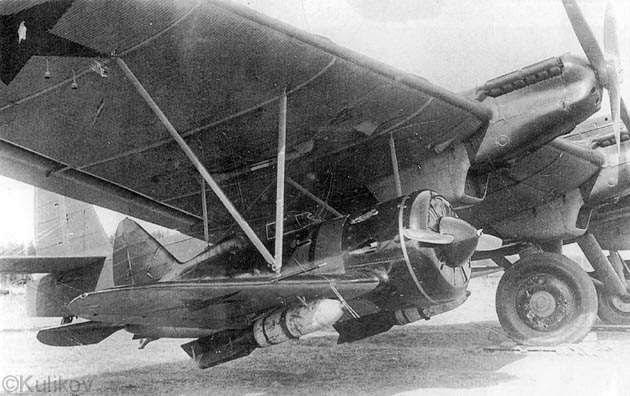 Soviet Tupolev TB-3 bomber worldwartwo.filminspector.com
