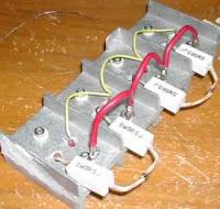 توصيل الترانزستور 2n3055