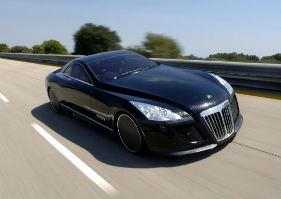 Automotive Auto Maybach Exelero