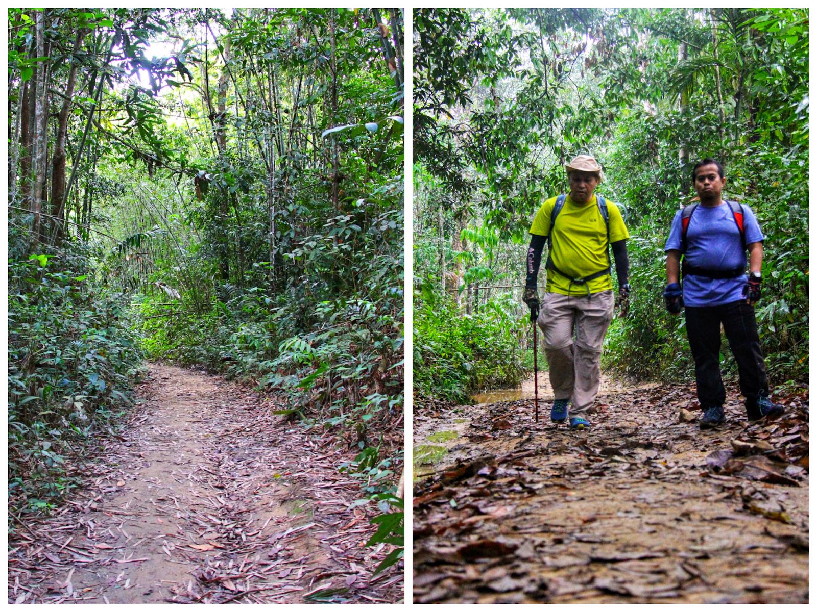 Trek ke Bukit Kutu, Kuala Kubu Bharu 2