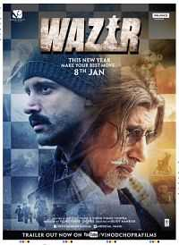Wazir 2015 DVDscr,DVDRip 700mb Download