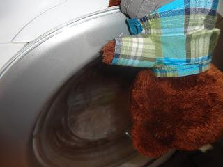 Tom and The Washing Machine