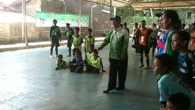 Futsal Semarang, Meriahkan #HariSantri