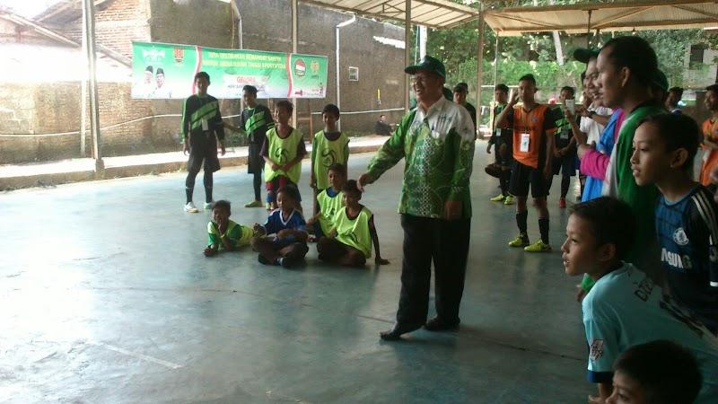 40 Tim Futsal Semarang Meriahkan #HariSantri
