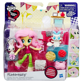 Equestria Girls Mini Fluttershy Package