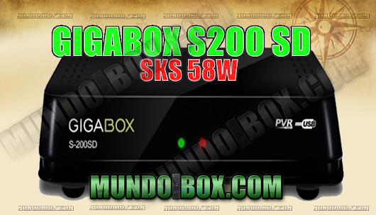 GIGABOX S200 SD v2.58 14/09/2017