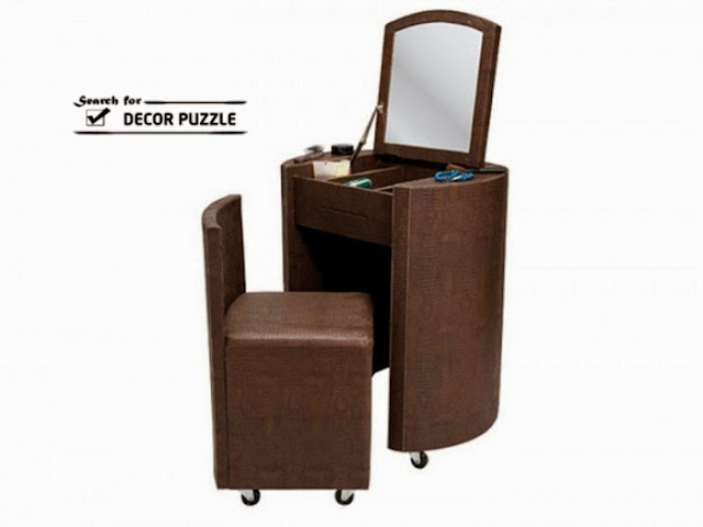 small modern dressing tables, modern dressing table with mirror
