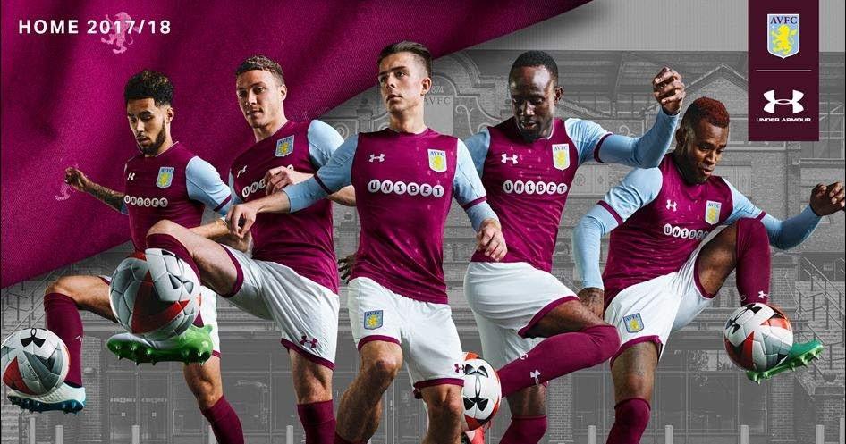 New Aston Villa Sponsor