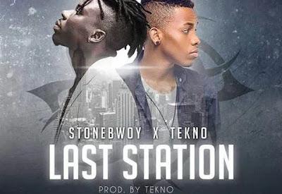 PHOTO: Stonebwoy x Tekno- Last Station
