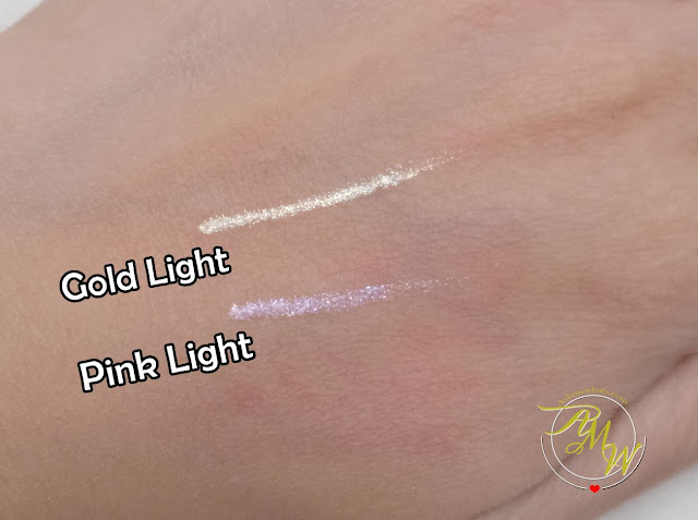 swatch photo of Althea Spotlight Eye Glitter Review by Nikki Tiu of askmewhats.com