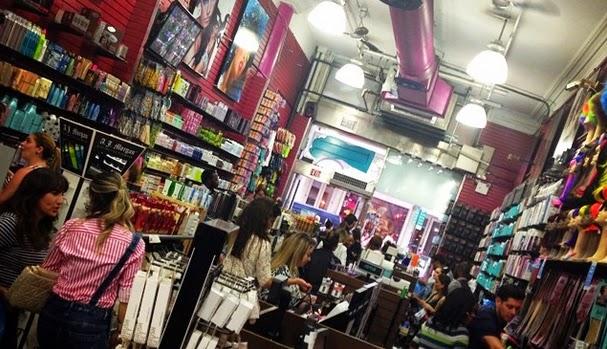 Rick´s NYC | Grande loja de produtos de beleza em Miami
