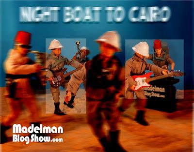 "Ver foto original ""Night boat to Cairo"""
