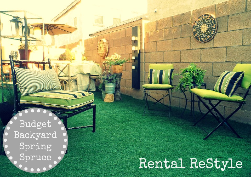No Matter What Type Of Outdoor Space You Have   If You Own Or Rent   A  Little TLC, Thrift, And Rescuing Pieces Can Go A Long Way.